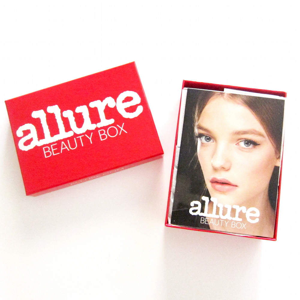 Allure Beauty Box Package