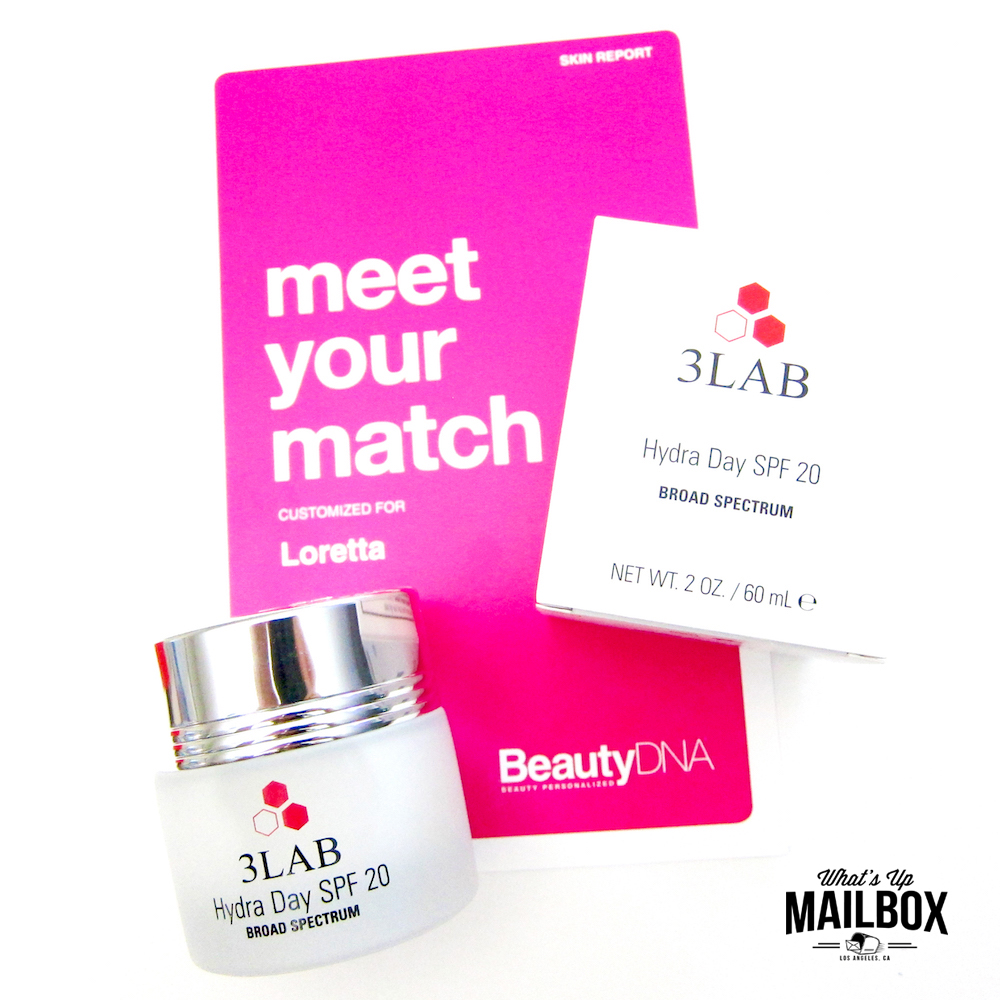 Beauty DNA November 2015 Review!