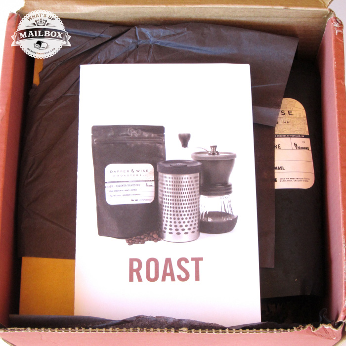 Bespoke Post June 2015 Roast Box Review + Coupon!
