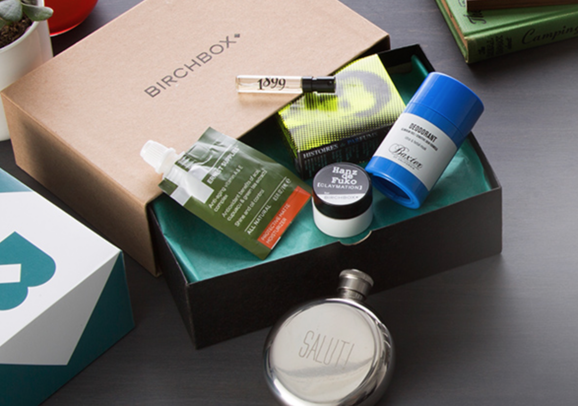 Birchbox Man Coupon 25% Off