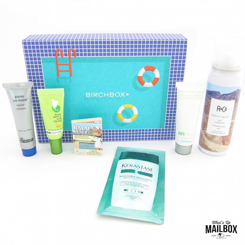 Birchbox August 2015 Review + Coupon!