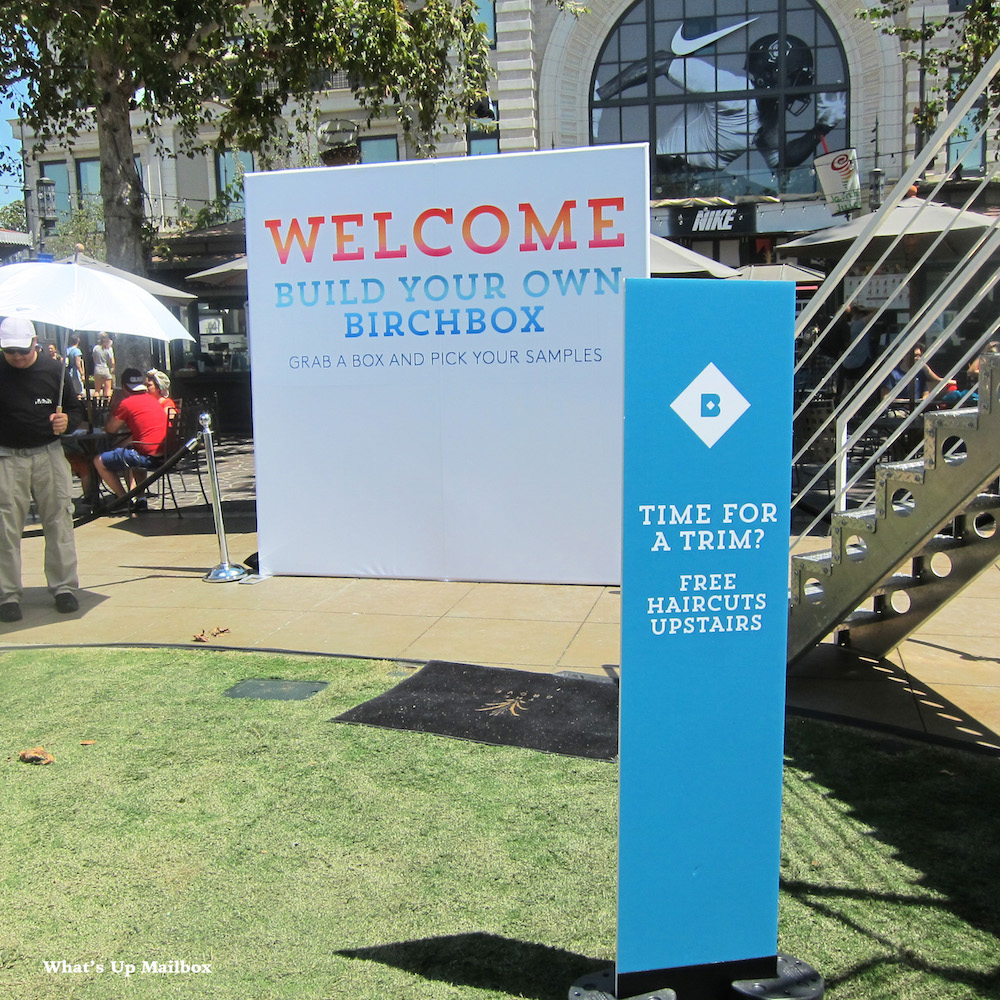 Build Your Own Birchbox Los Angeles Event Review!
