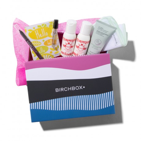 Birchbox Free Customer Favorites Box