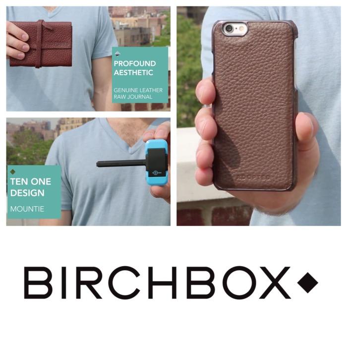 Birchbox Man July 2015 Sample Choice Revealed + Power Play