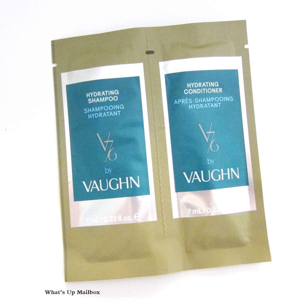 V76 by Vaughn Hydrating Shampoo and Conditioner Duo