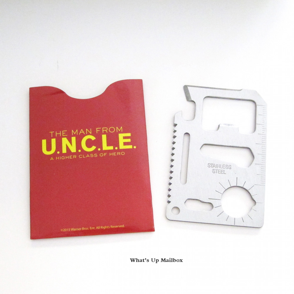 The Man From U.N.C.L.E. Promo Item