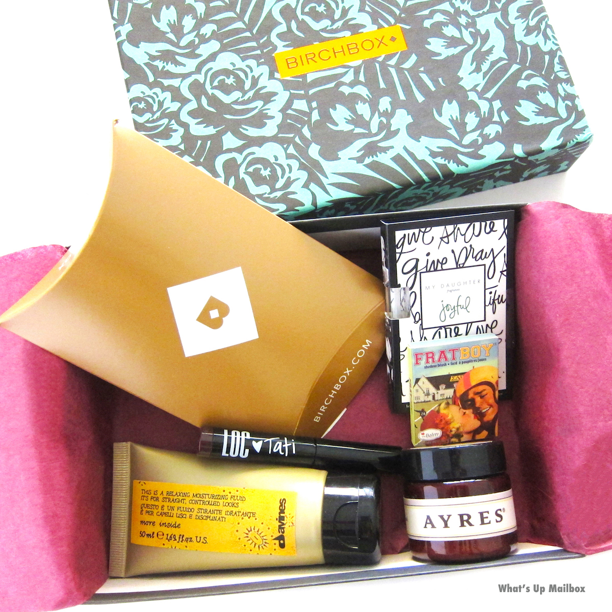 Birchbox Mystery Box GWP