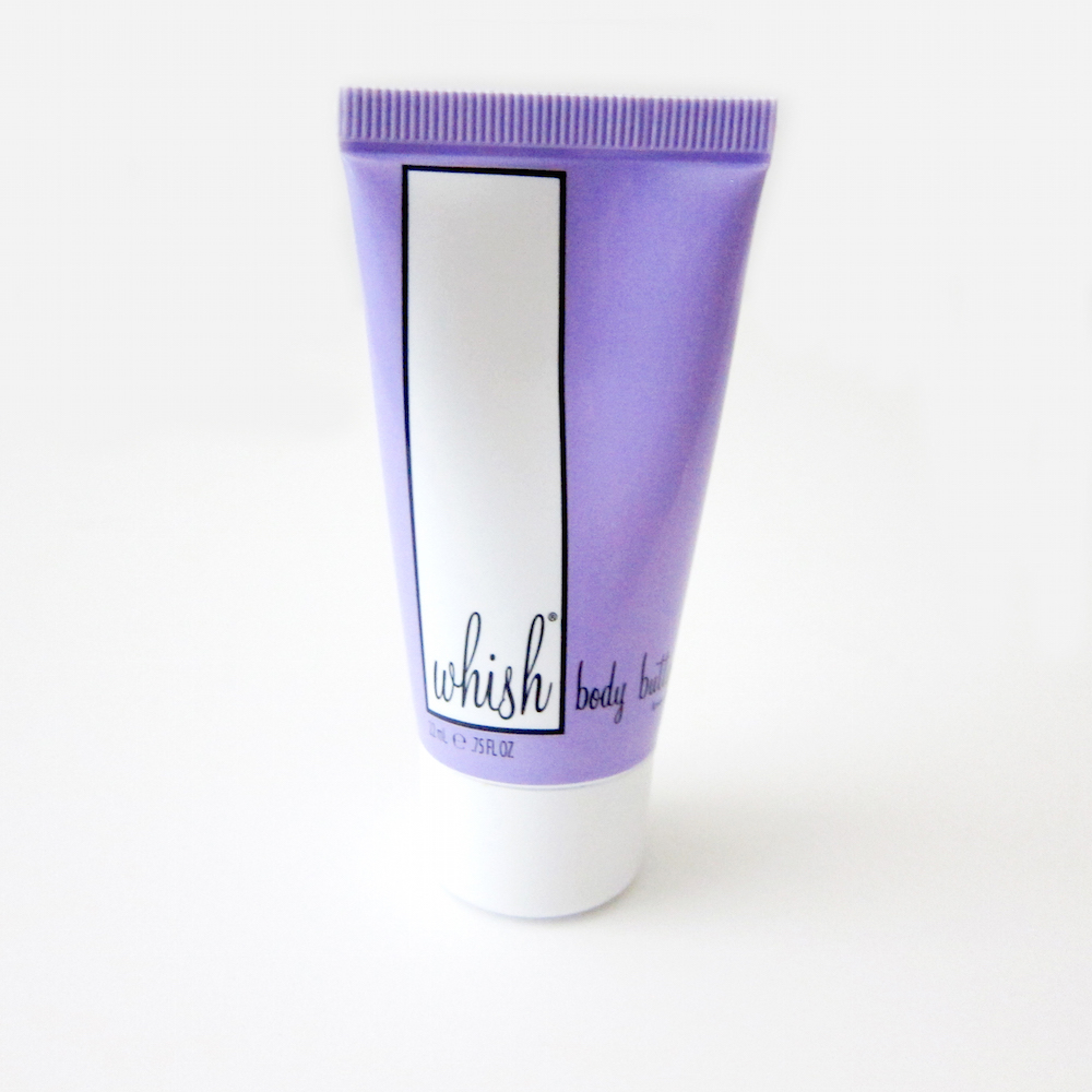 Whish - Three Whishes Body Butter in Lavender