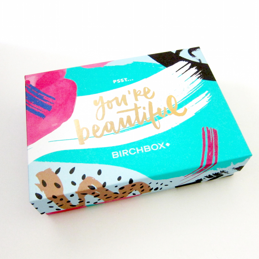 Birchbox September 2015 Box