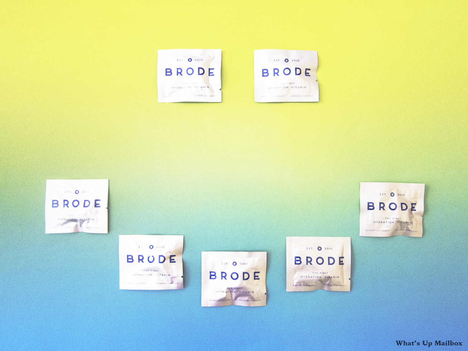 Brode Electrolyte Vitamins + Coupon!
