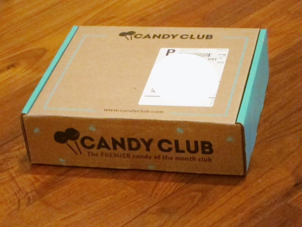 Candy Club May 2015 Review!