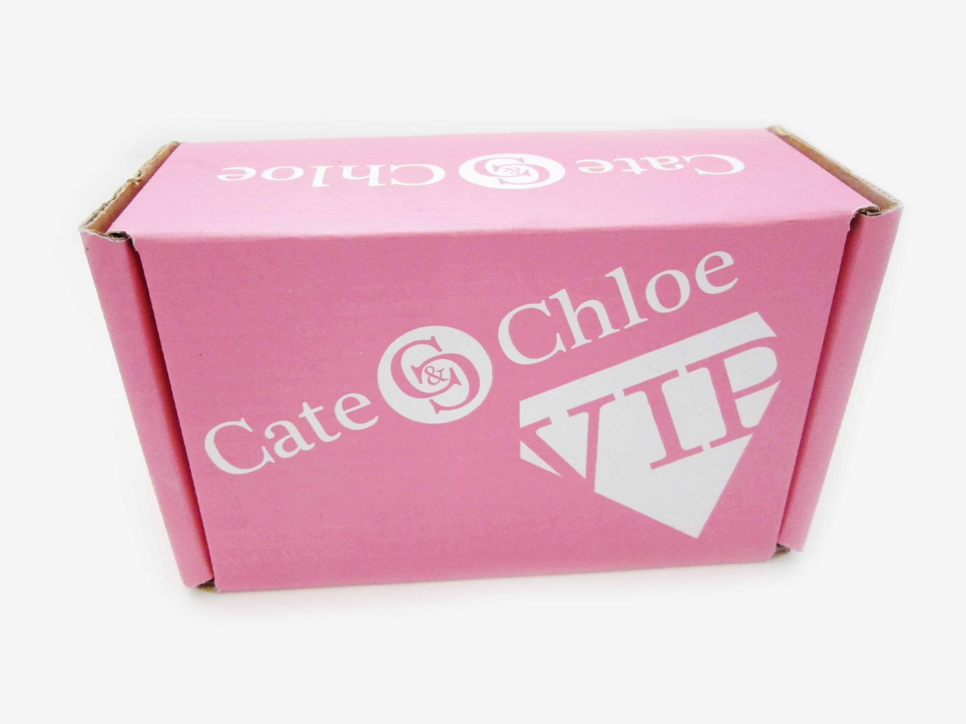 Cate & Chloe July 2016 Box
