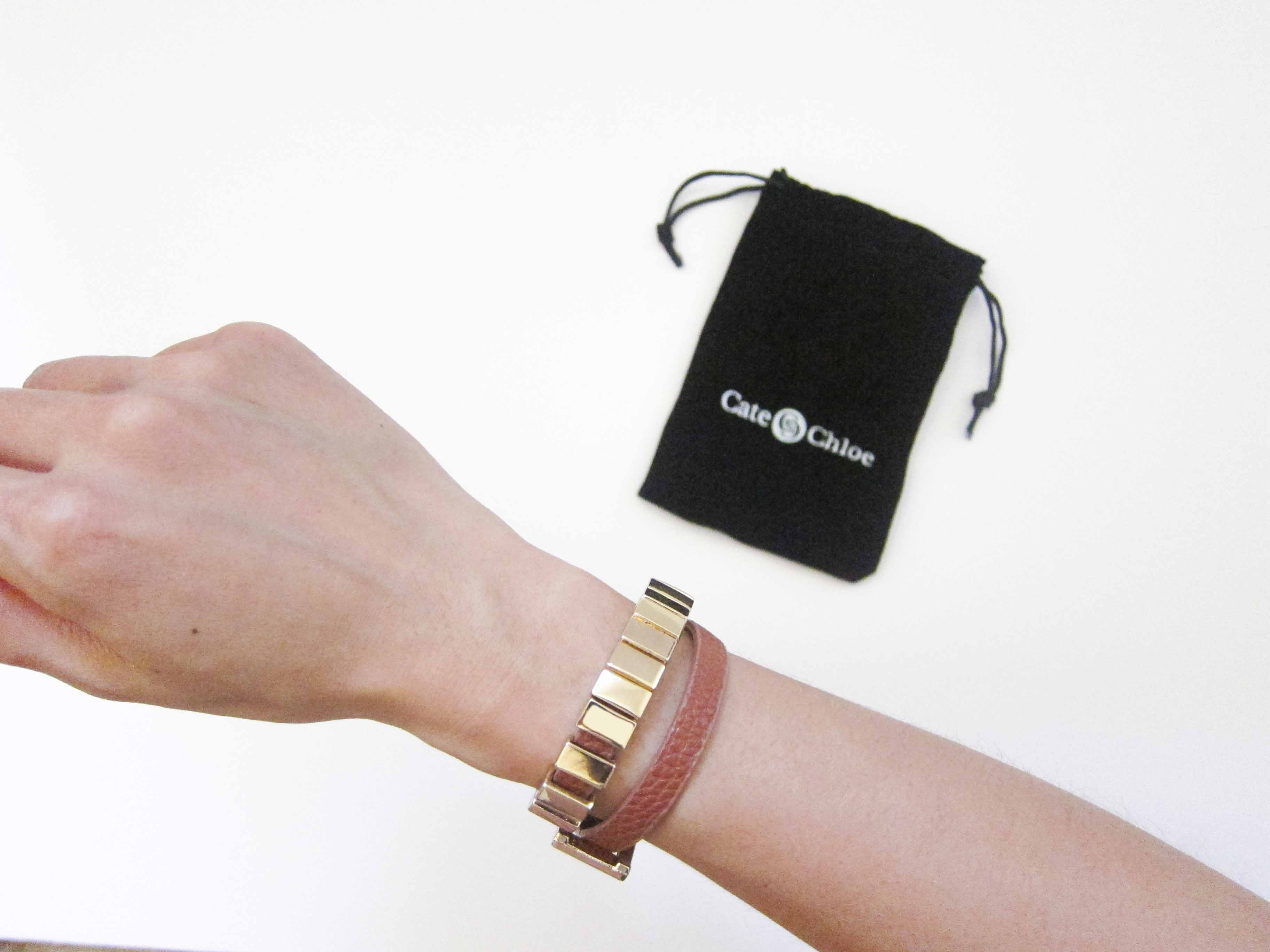 Cate & Chloe Bridget Tenacious Wrap Bracelet