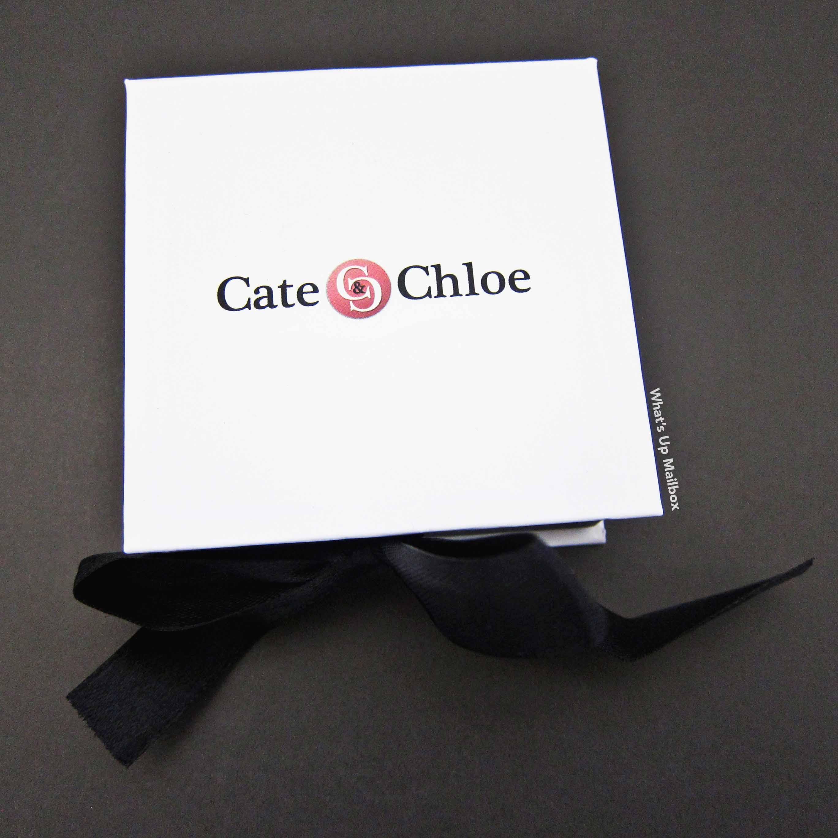 Cate & Chloe VIP August 2016 Jewelry Box