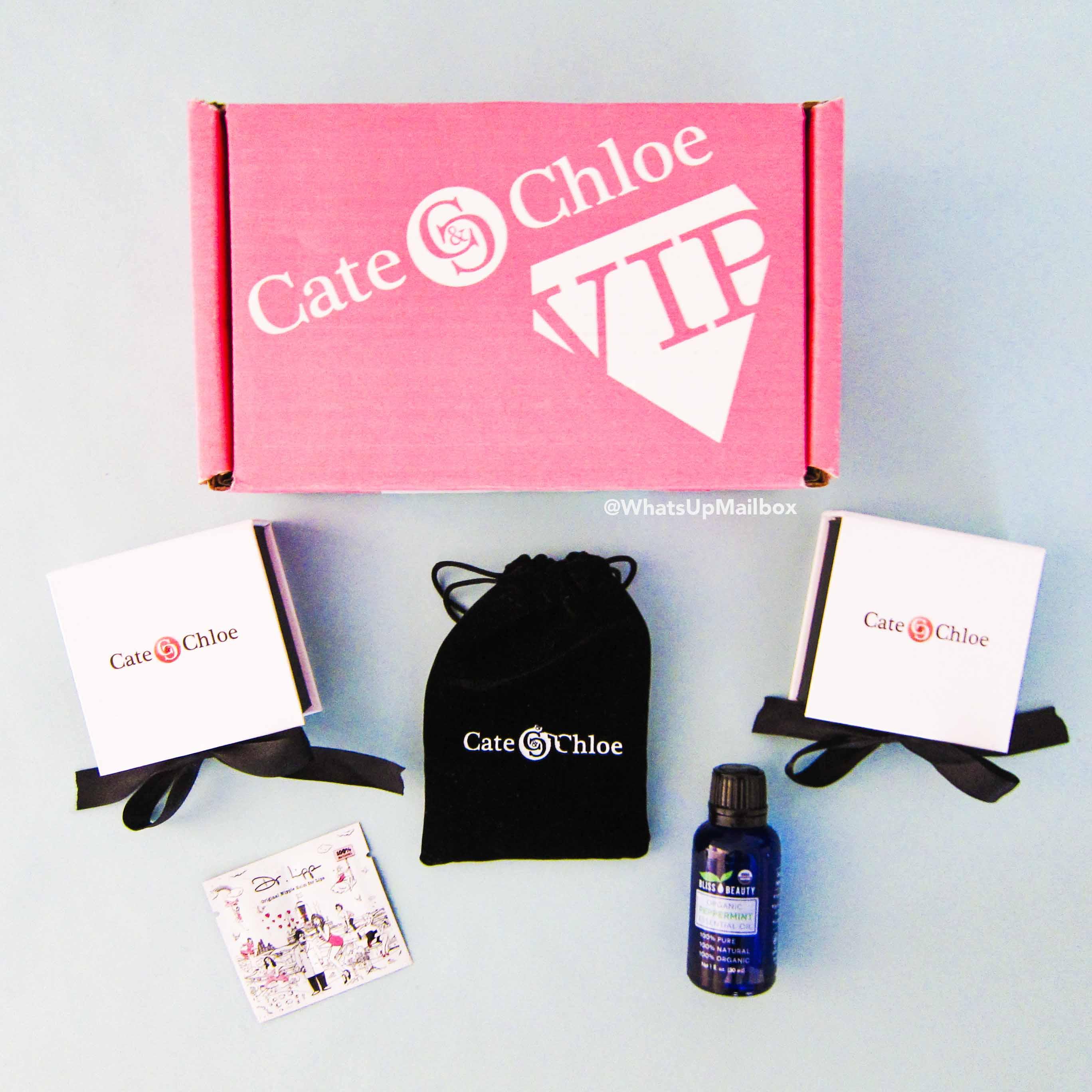 Cate & Chloe VIP November 2016 Items