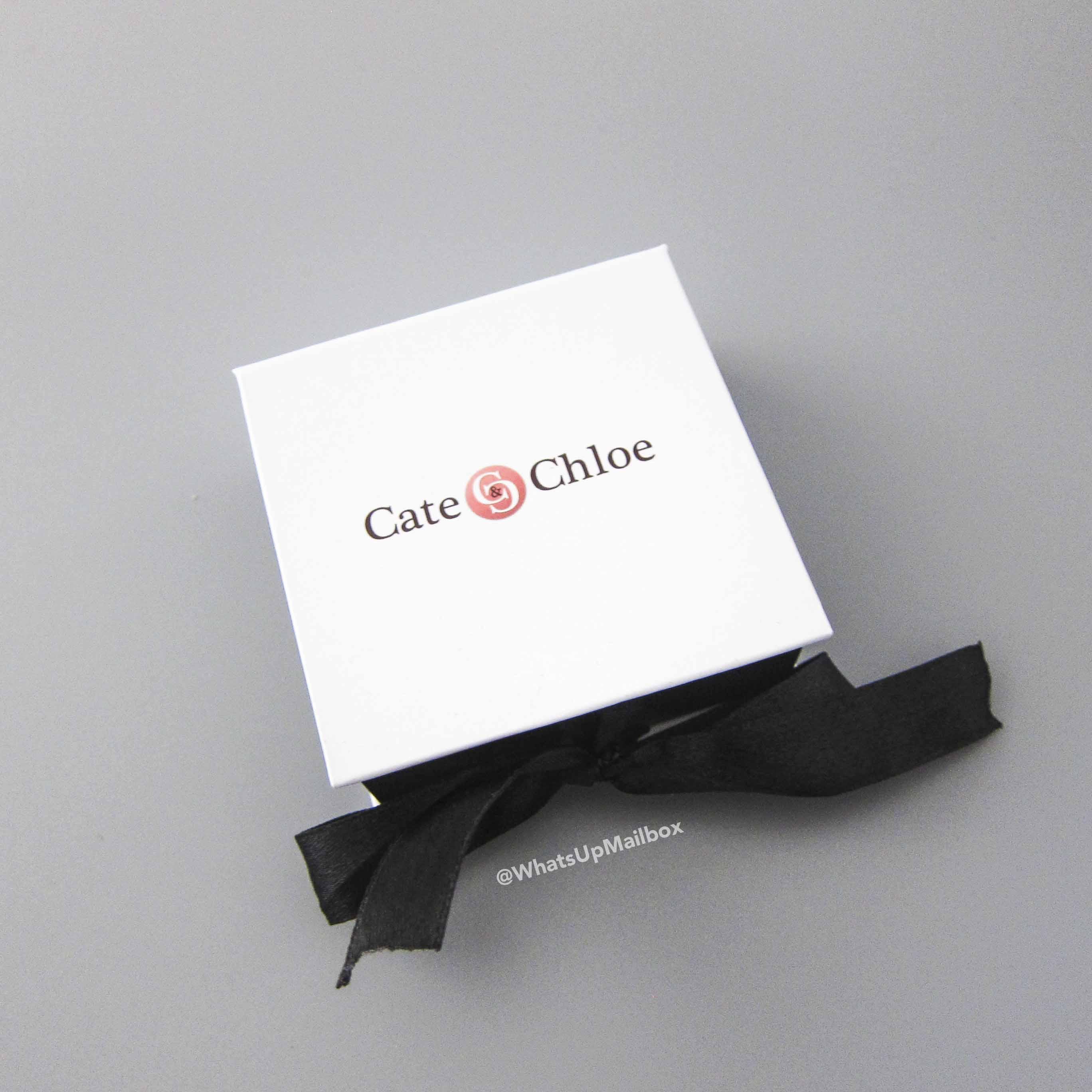 Cate & Chloe VIP November 2016 Jewelry Box