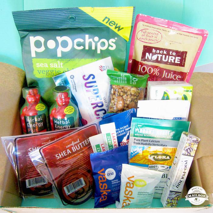Conscious Box June 2015 Review + Free Box Coupon!