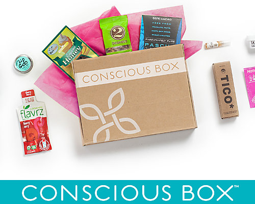 Conscious Box on sale at Rue La La