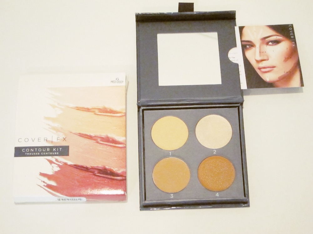 Cover FX Contour Kit Review