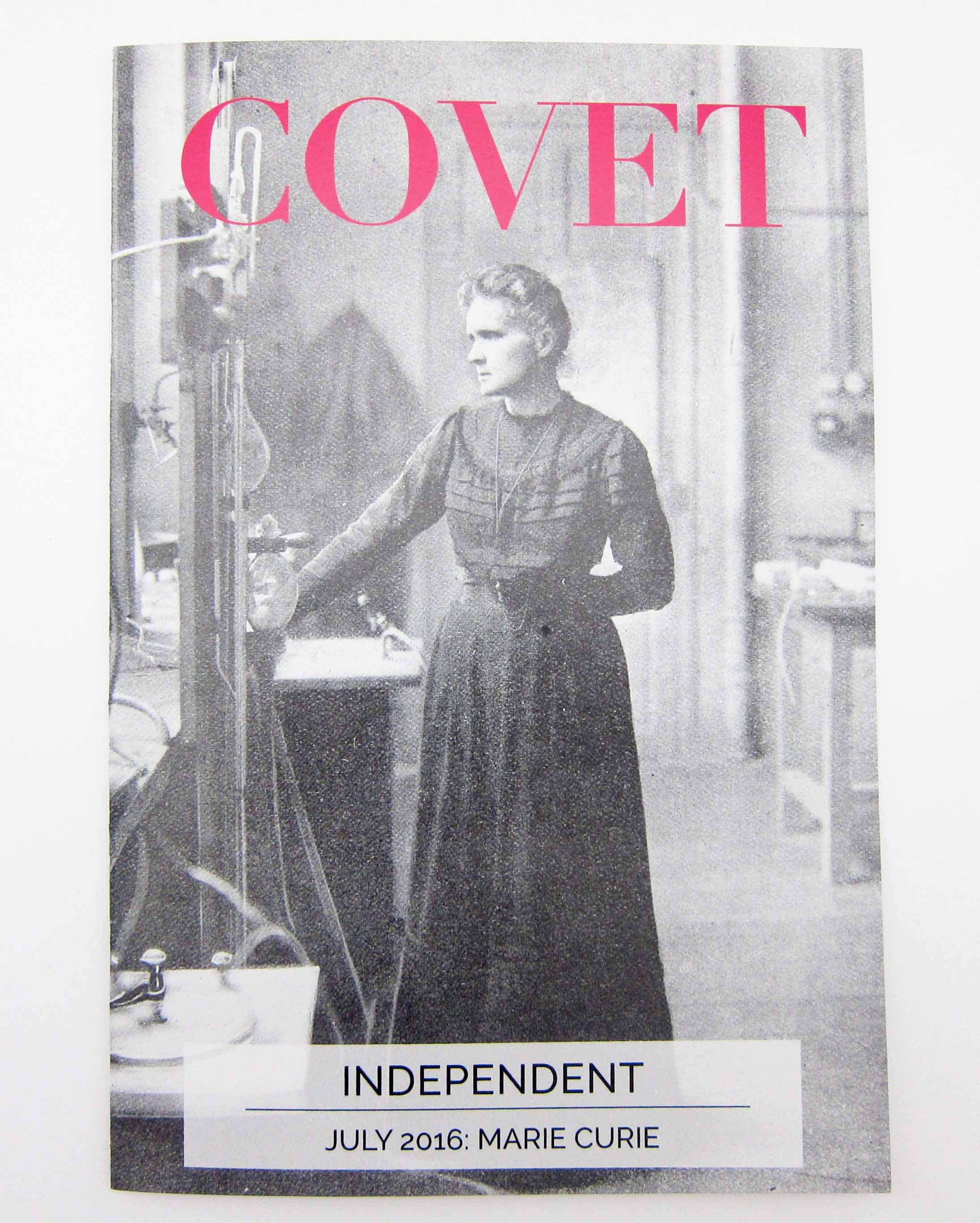 Covet Crate Info Magazine