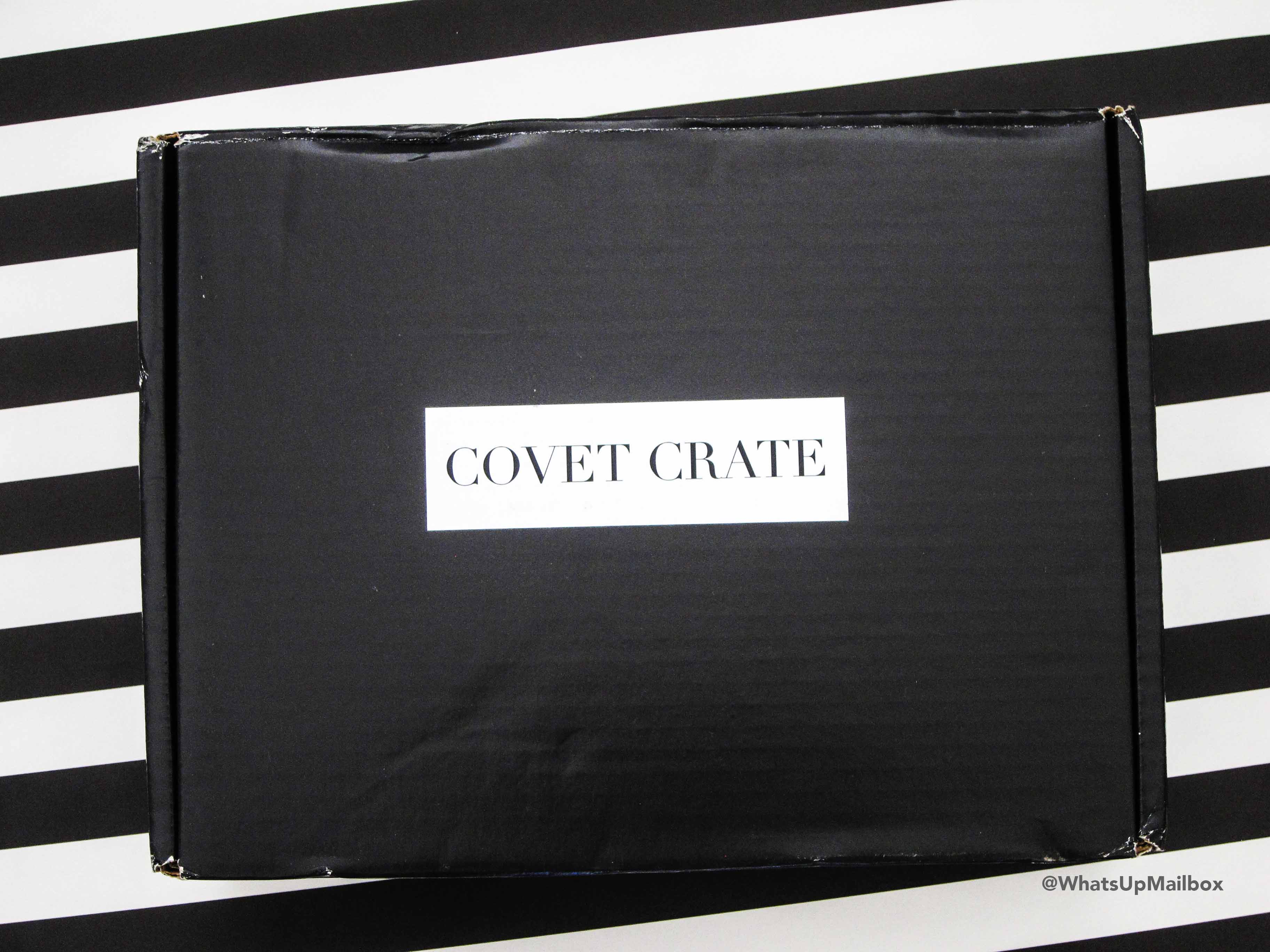 Covet Crate Girl Boss Box