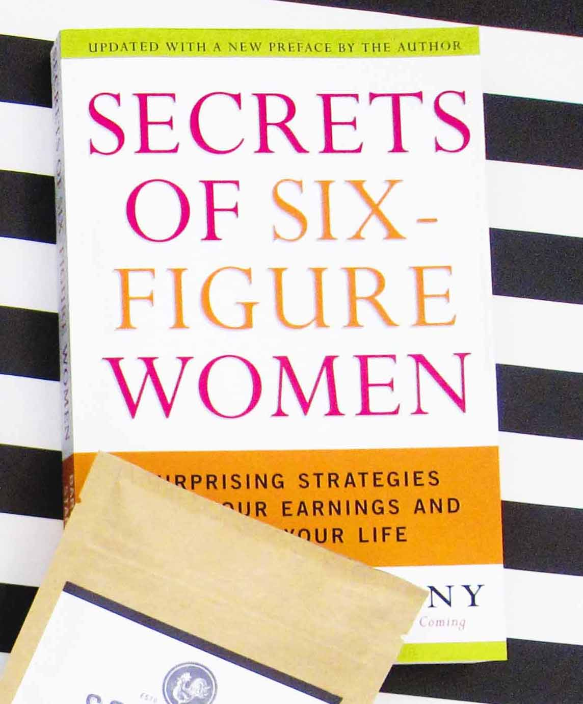 Secrets of Six-Figure Women Book by Barbara Stanny