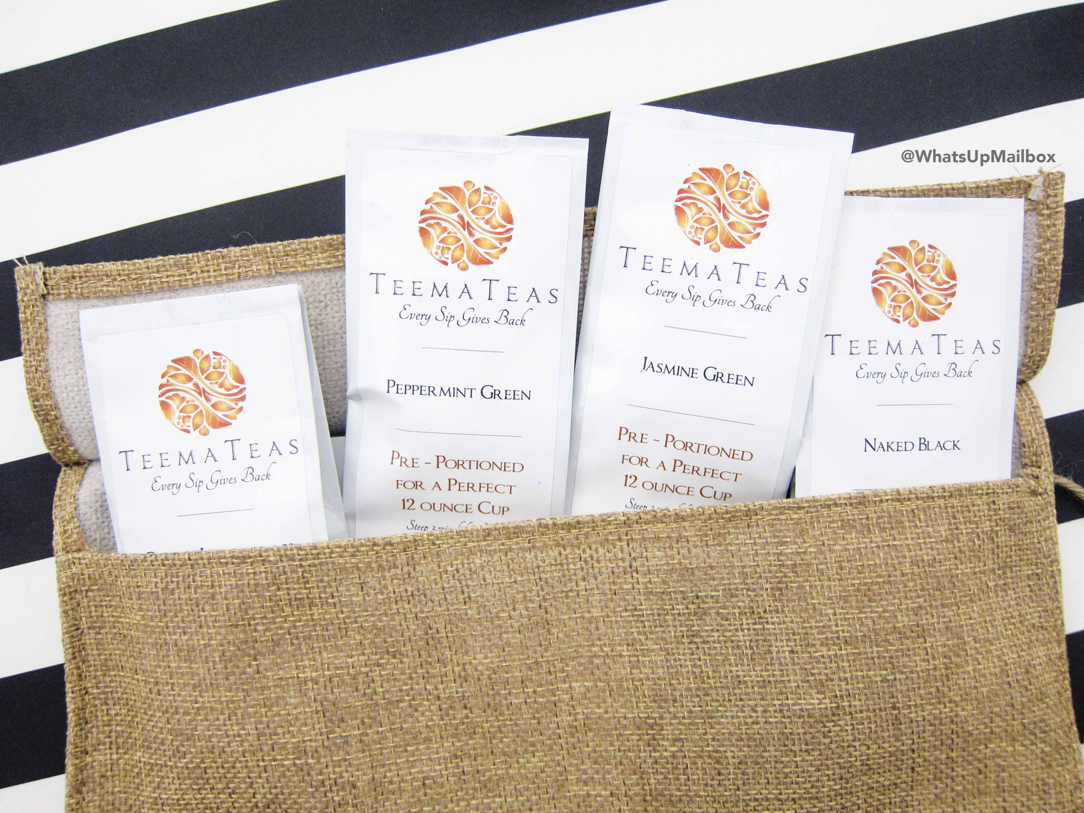 Teemas Tea - Tea Gift Pack