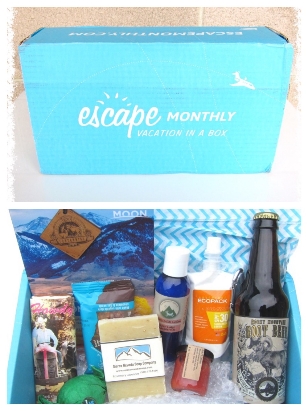 Escape Monthly May 2015 Review!