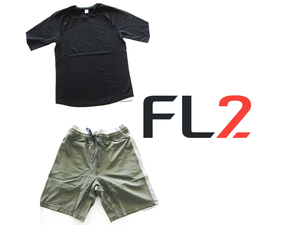 FL2 Men by Fabletics July 2015 Review + 50% Off!