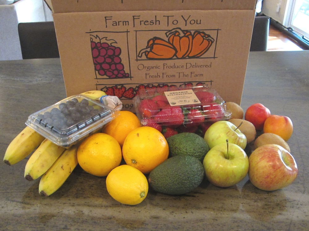 Farm Fresh To You May 2015 Review + $10 coupon