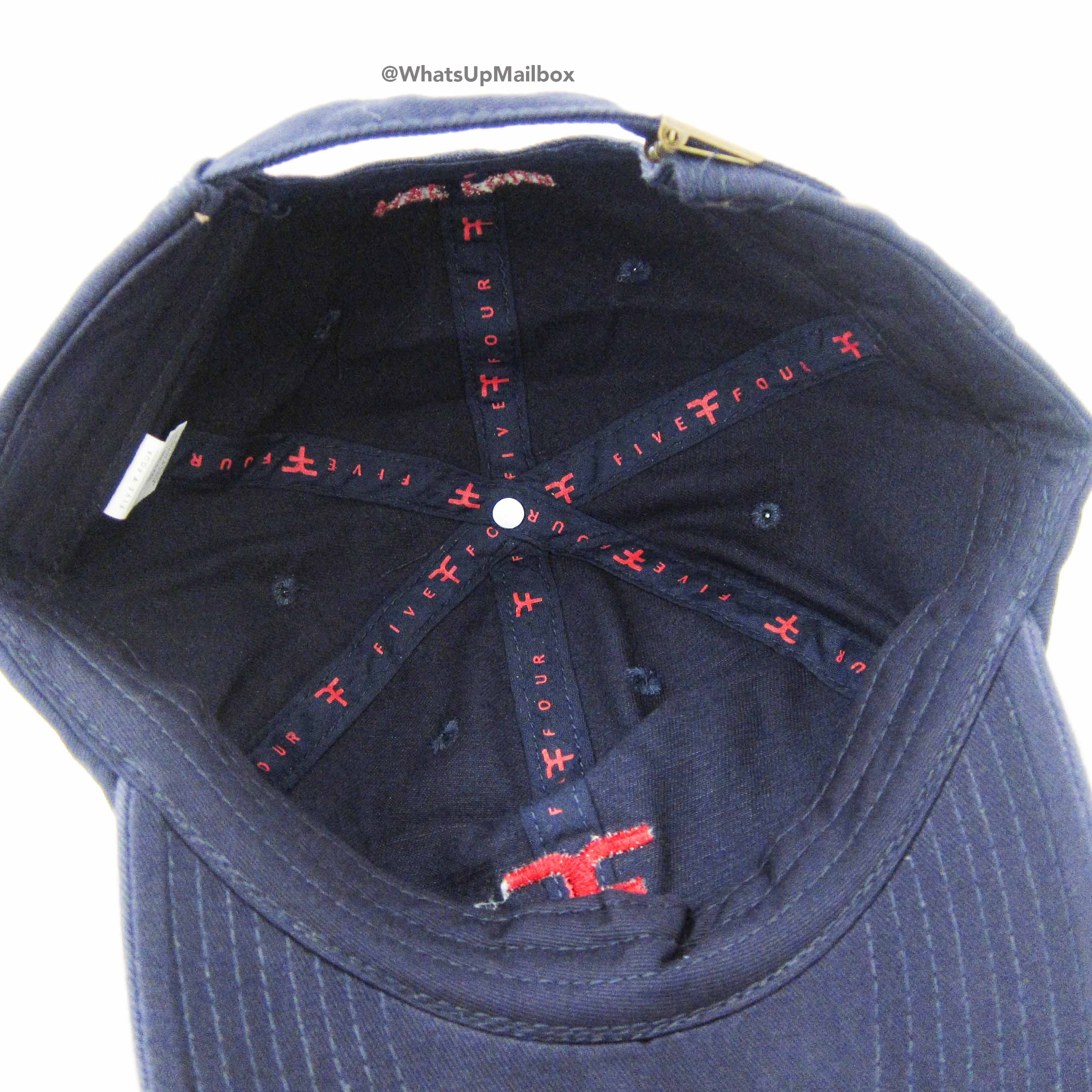 Five Four Club Fairway Dad Navy Hat