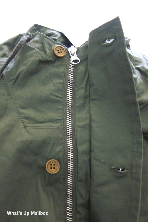 Five Four Club Aurora Olive Jacket