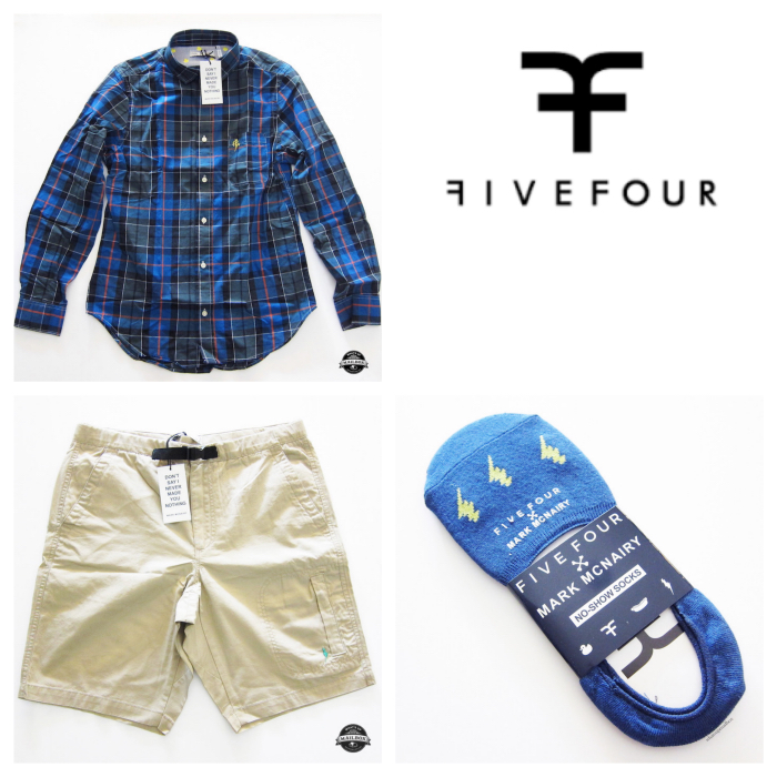 Five Four Club x Mark McNairy July 2015 Review + 50% Coupon!