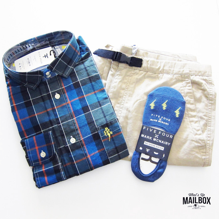 Five Four Club x Mark McNairy July 2015 Items