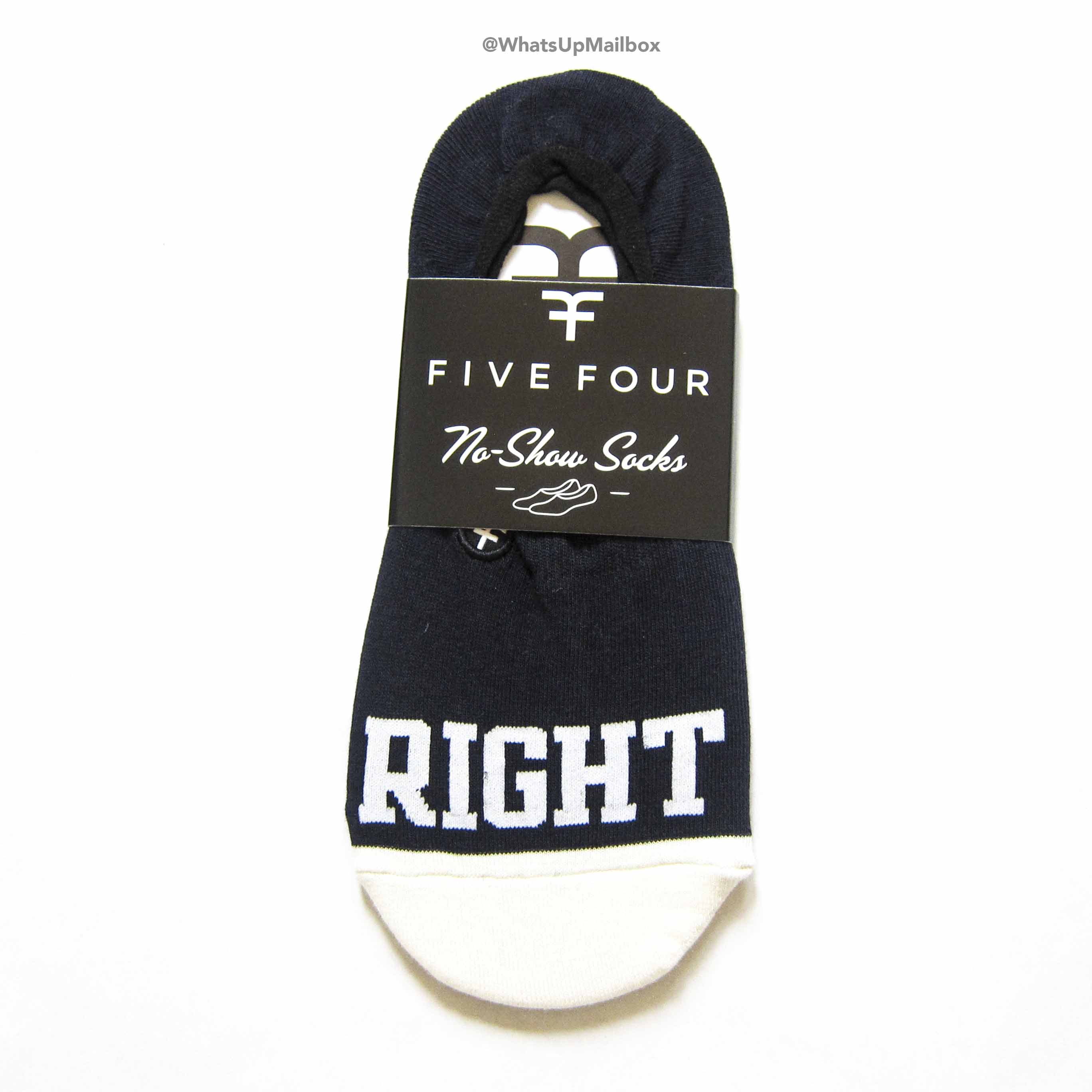 Five Four Club Coney Black No Show Socks