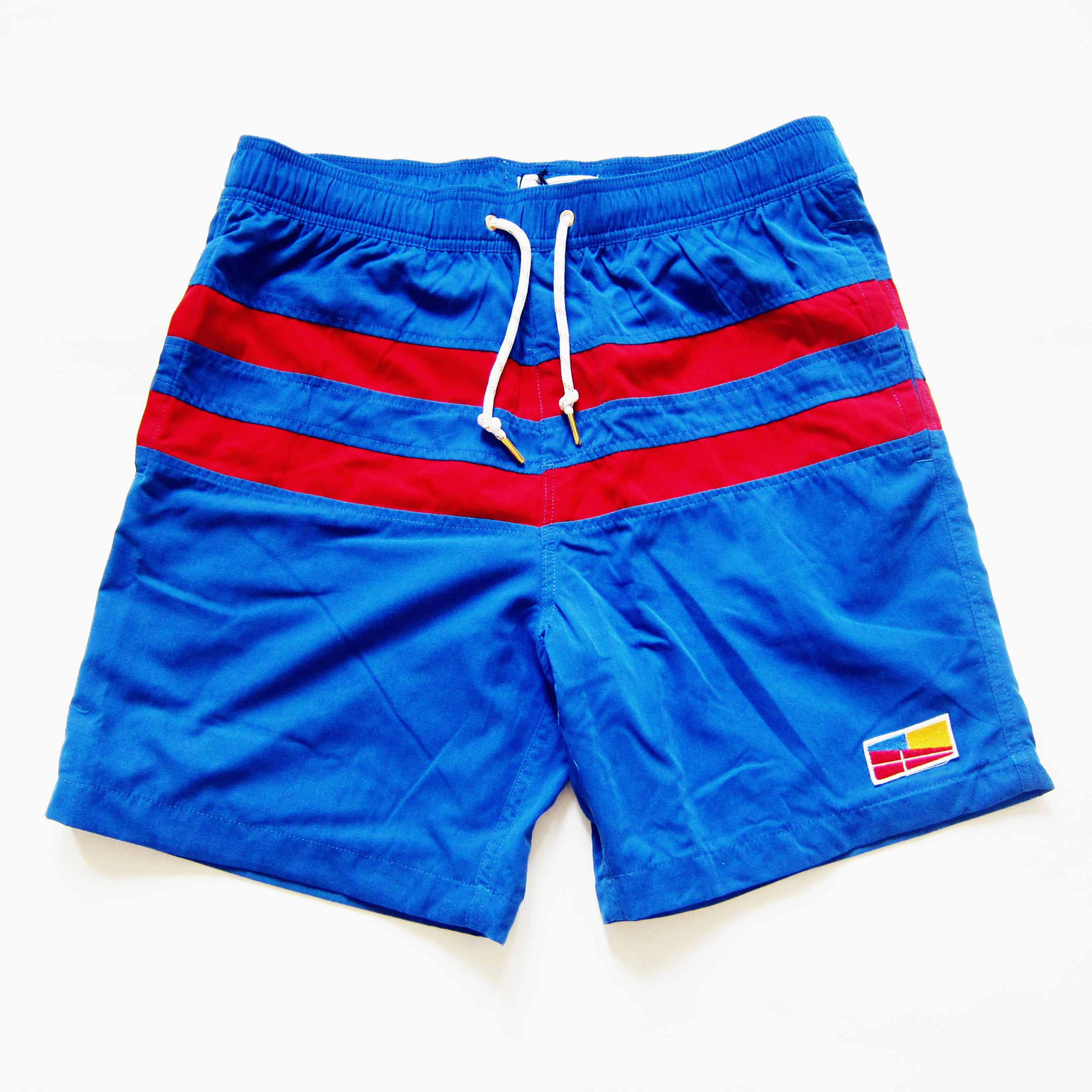 Five Four Club Ferry Modern Swim Trunk Blue