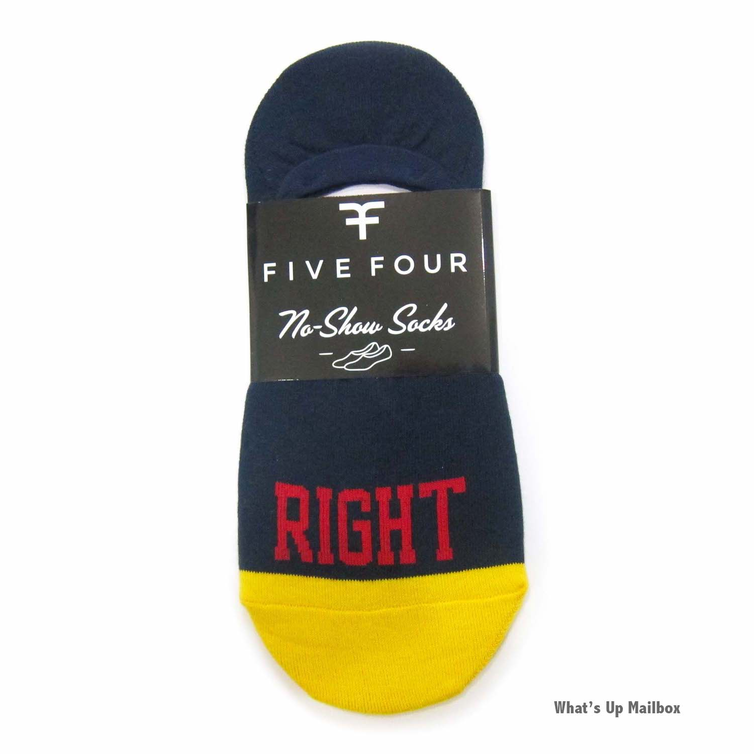 Five Four Club Coney Navy Socks