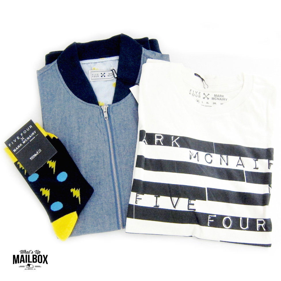 Five Four Club x Mark McNairy September 2015 Items