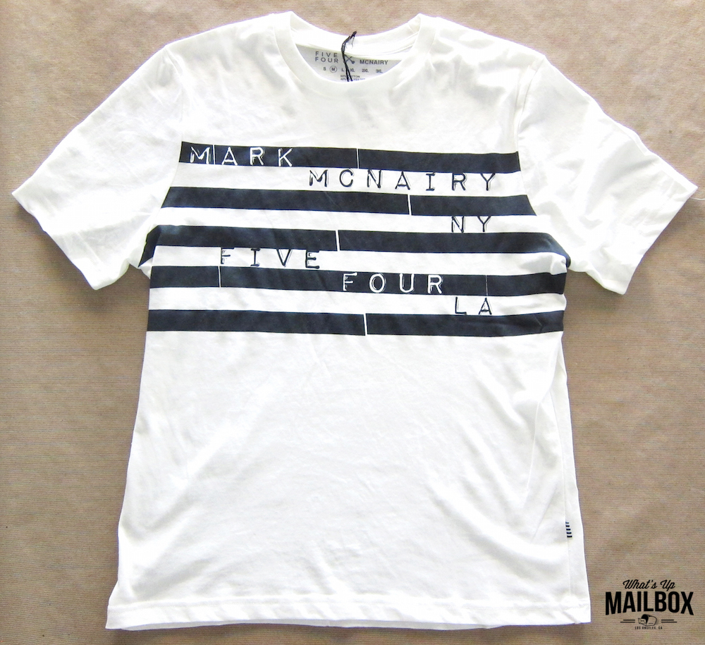 Five Four x McNairy Bars Graphic Tee