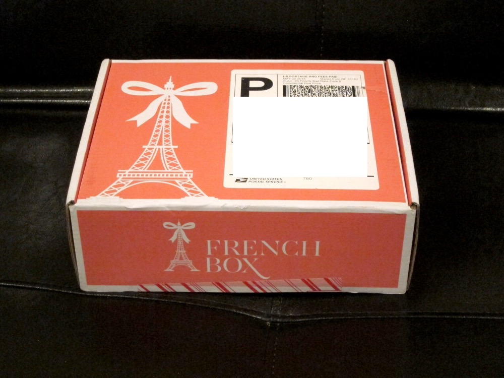 French Box May 2015 Review!