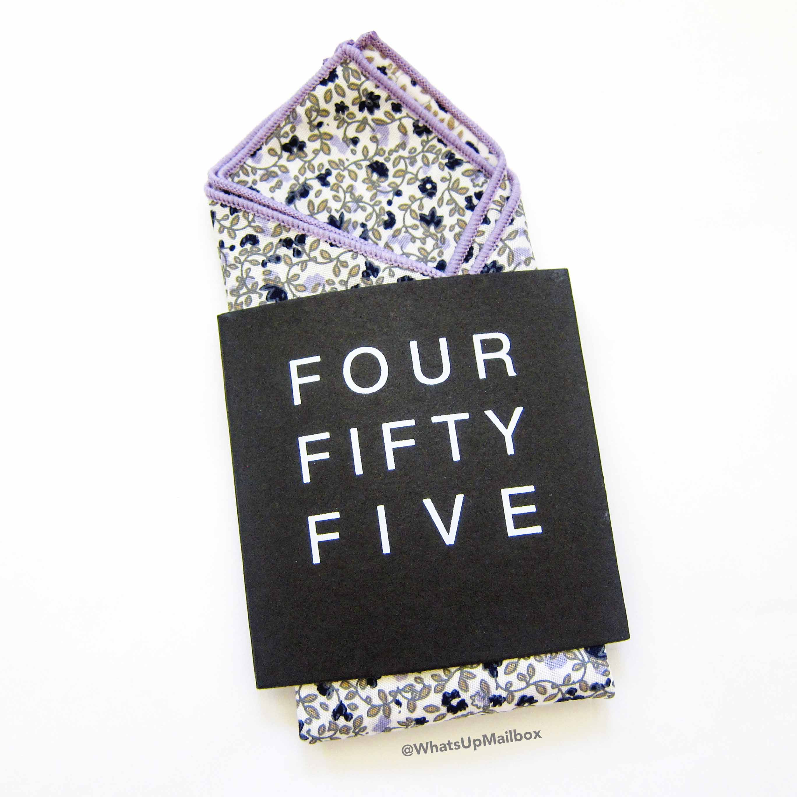 Four Fifty Five Pocket Square
