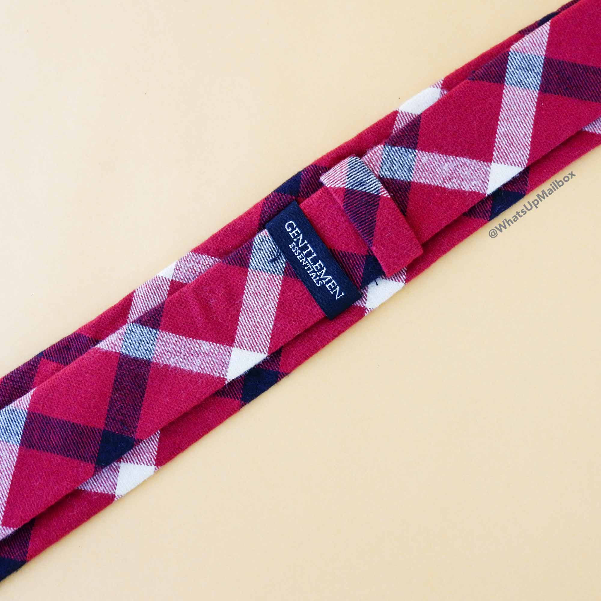 Gentlemen Essentials Neck Tie