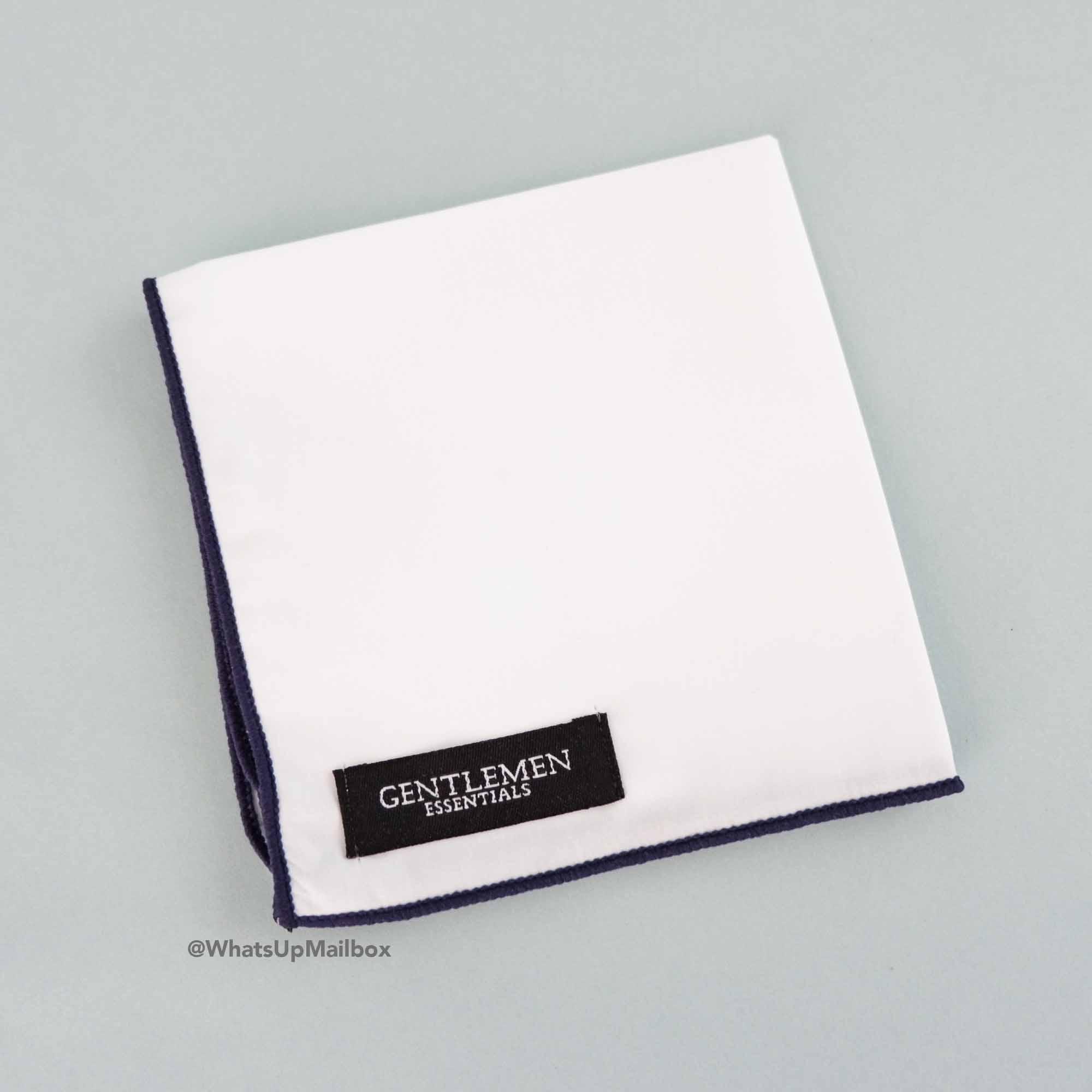 Gentlemen Essentials Pocket Square