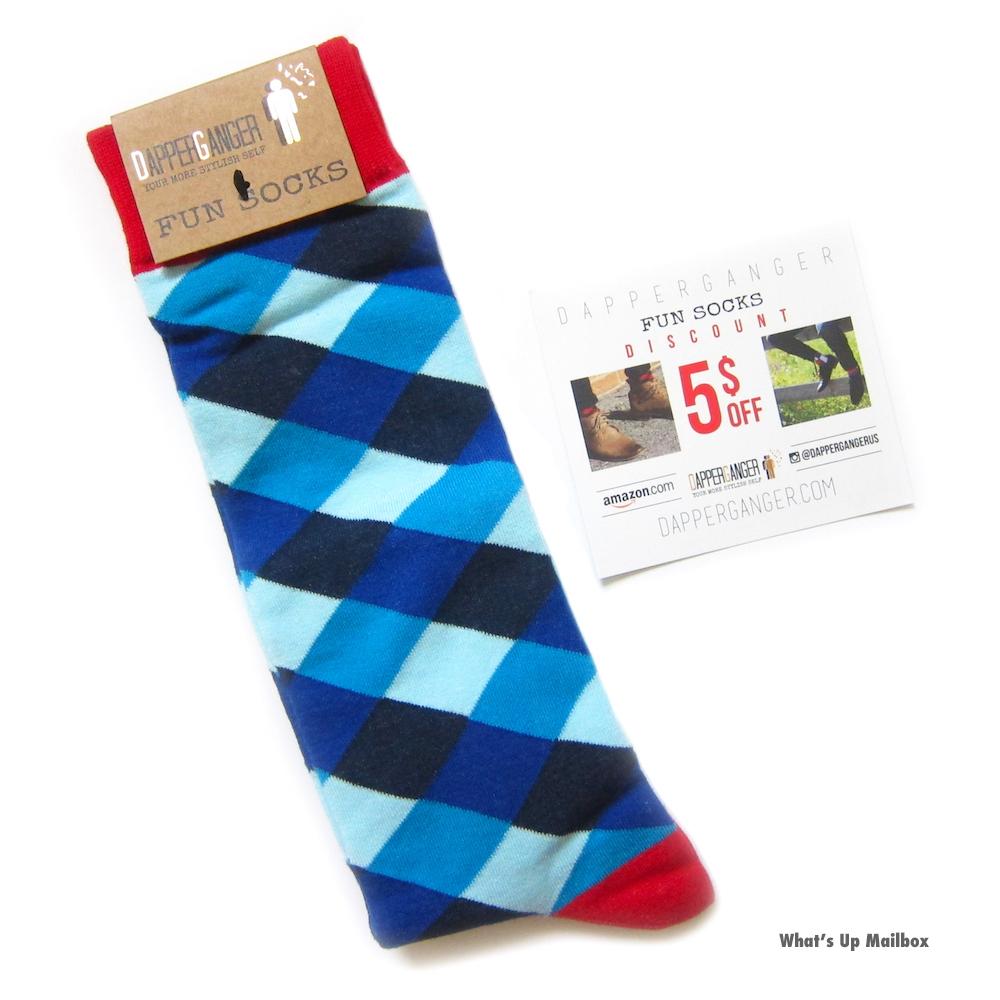 Dapper Ganger Argyle Socks