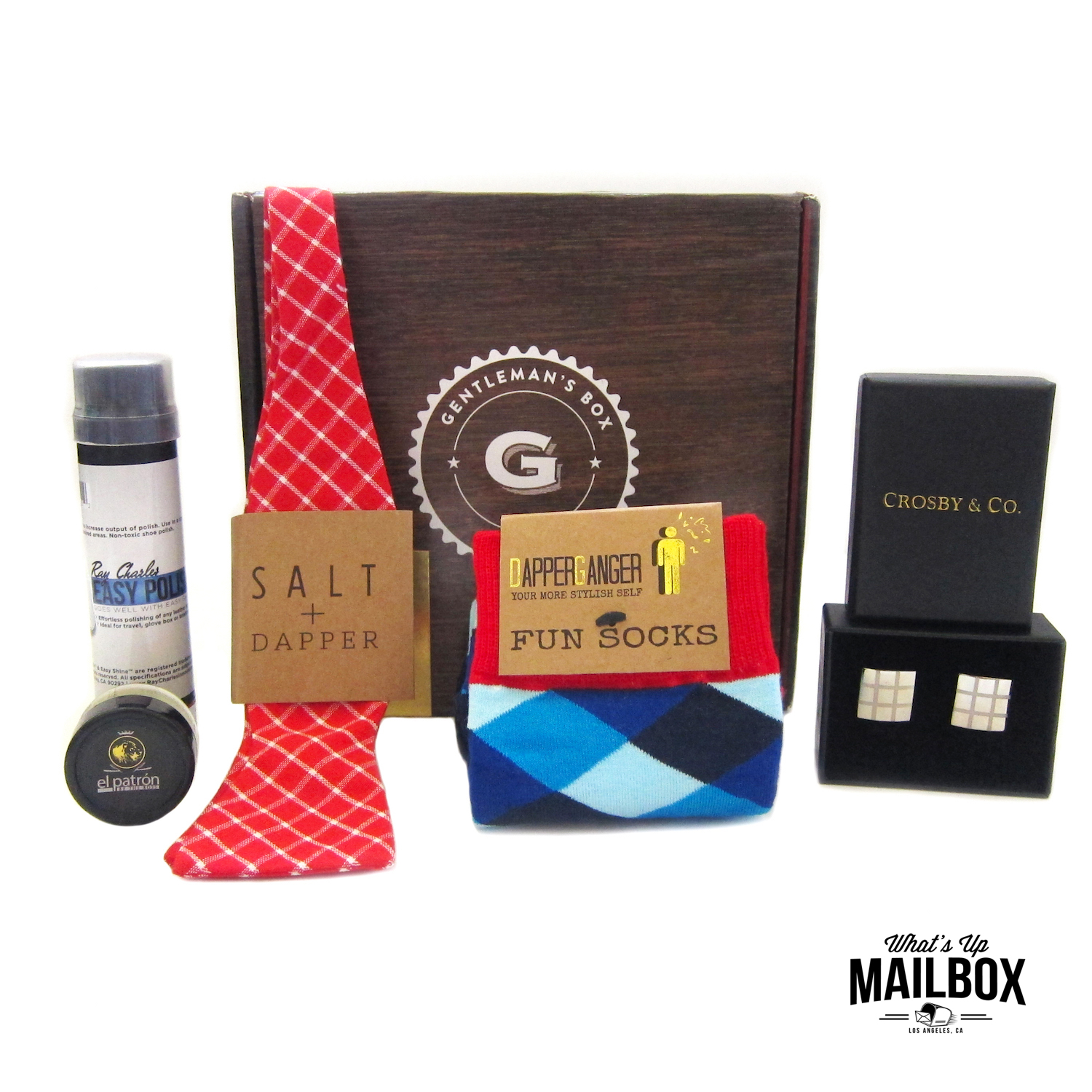 Gentleman's Box May 2016 Review!