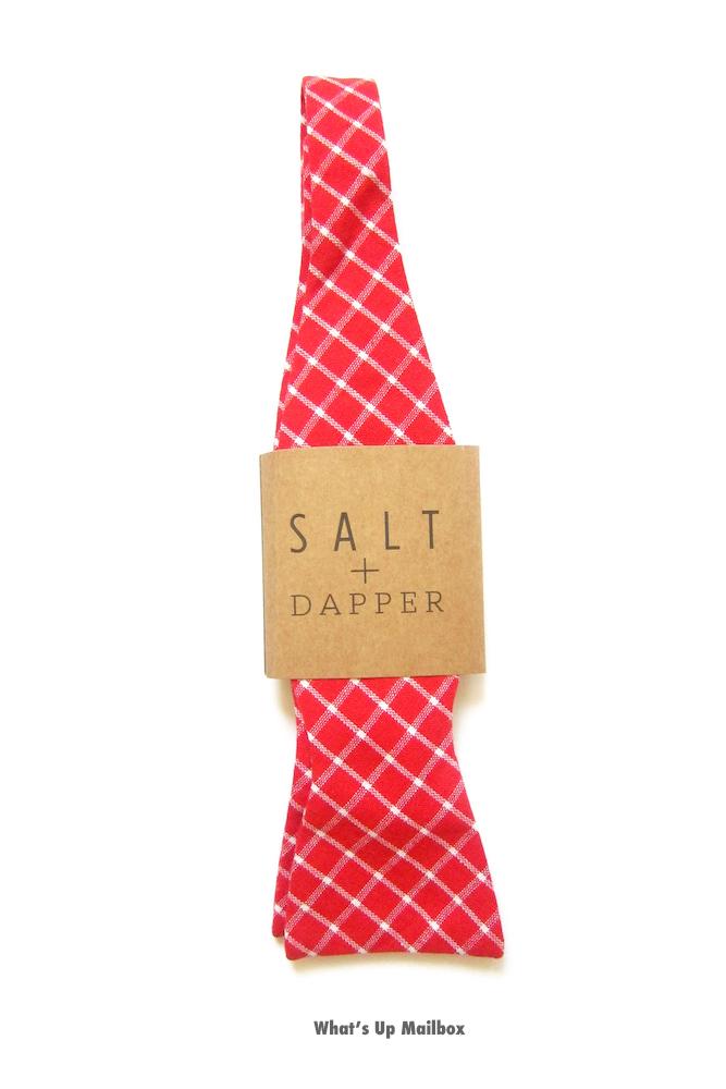Salt + Dapper Bowtie