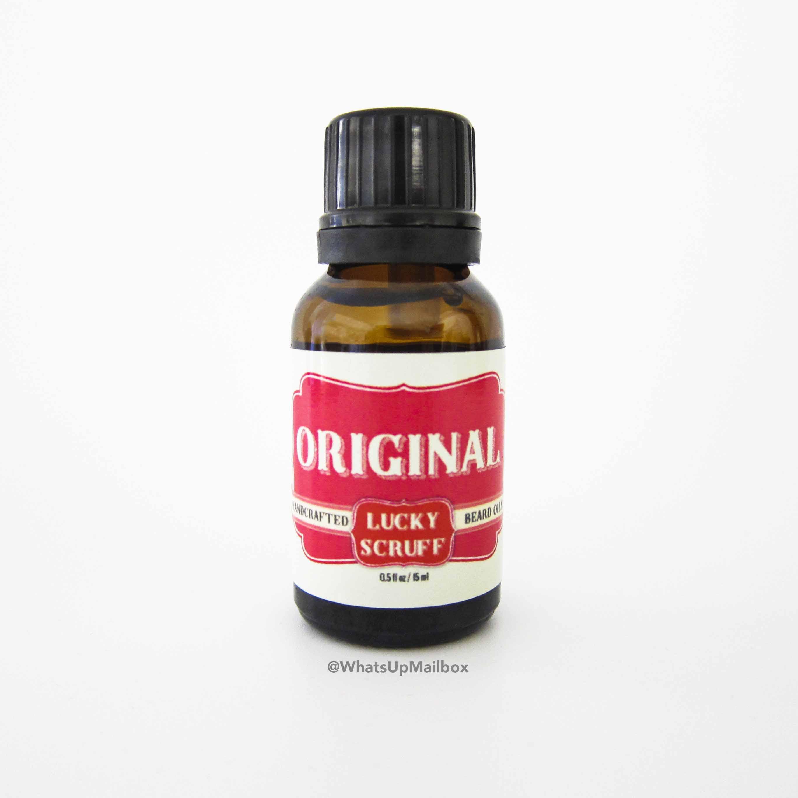 Lucky Scruff Beard Oil