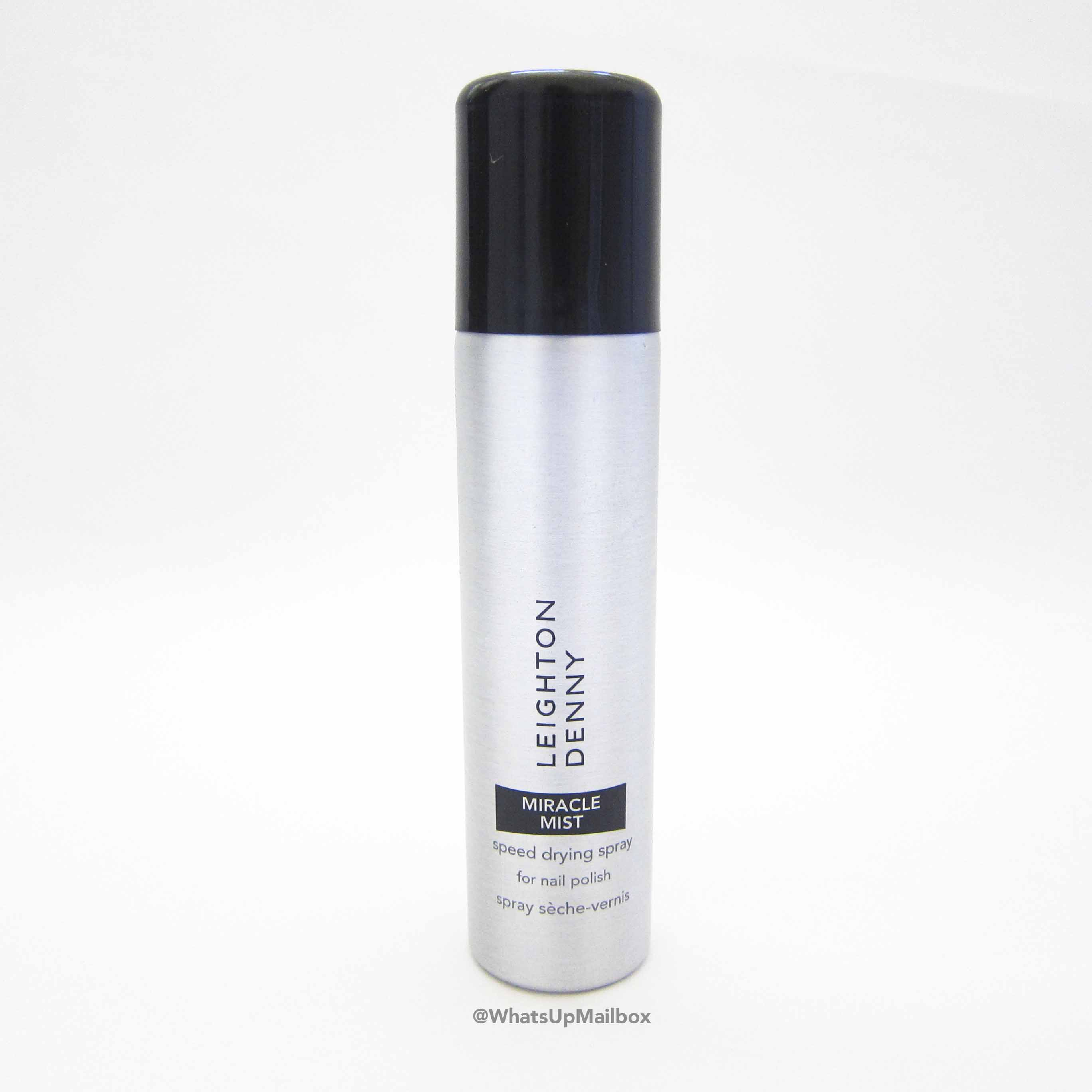Leighton Denny Miracle Mist Speed Drying Spray for Nail Polish