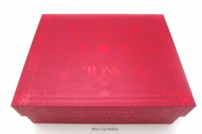 Glossybox June 2016 Box