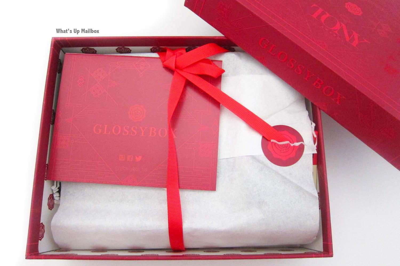 Glossybox June 2016 Open Box